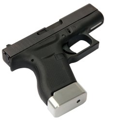 Glock 42 Şarjör Uzatıcı