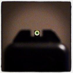 Glock 21 C Trityum Gez