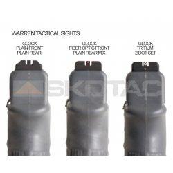 Glock 17 Gen 4 Trityum Fosforlu Gez Arpacık