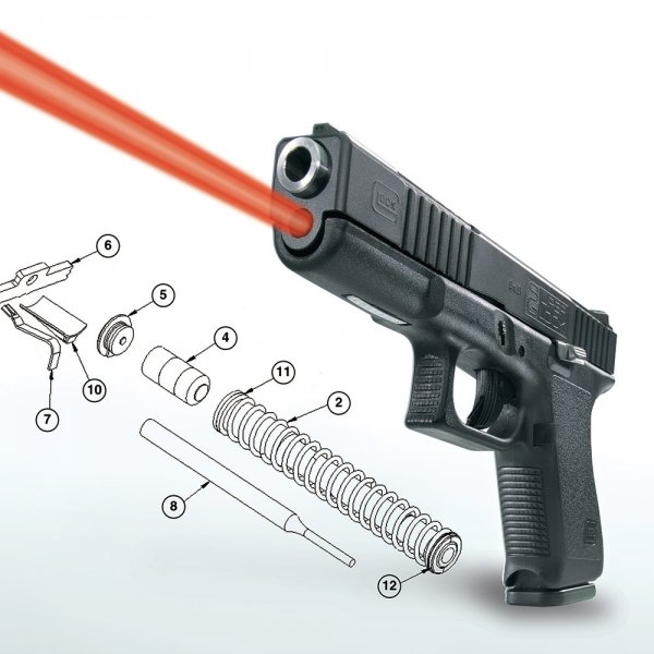 Glock 17 Laser Orjinal