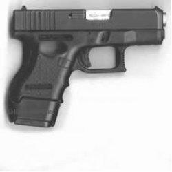 Glock 26 Ekstra 15 lik Şarjör