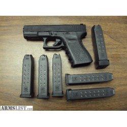 Glock 32 Şarjörü