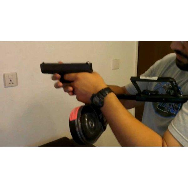 Glock 100 lük Şarjör