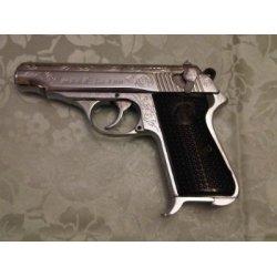 Kırıkkale Silah Gümüş İşlemeli