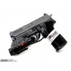 Sig Sauer P 226 Laser Pointer Ve Tactical Light
