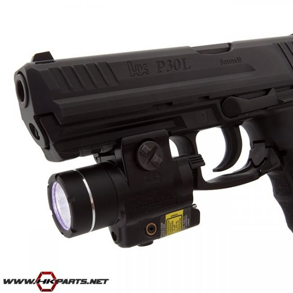 Heckler Koch Mark 23 Laser