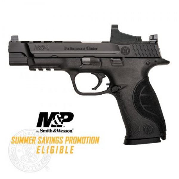 Performance Center® Ported M&P®9l Red Dot Sıght