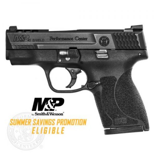 SW Performance Center® Ported M&P®45 Shield