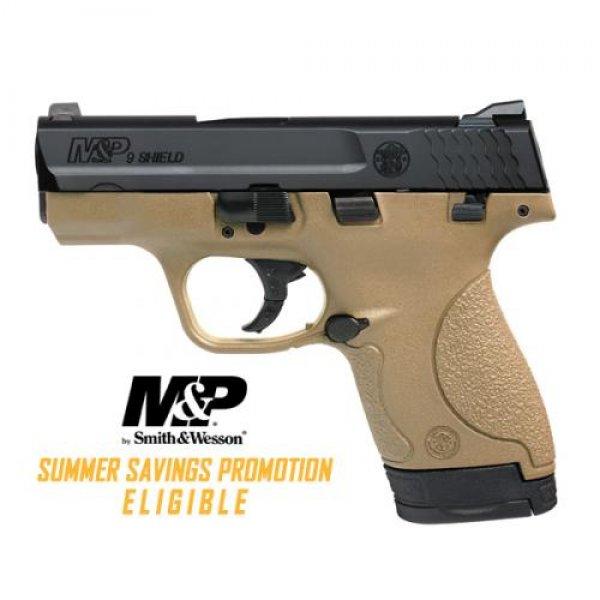 Smith Wesson M&P®9 SHIELD Modeli