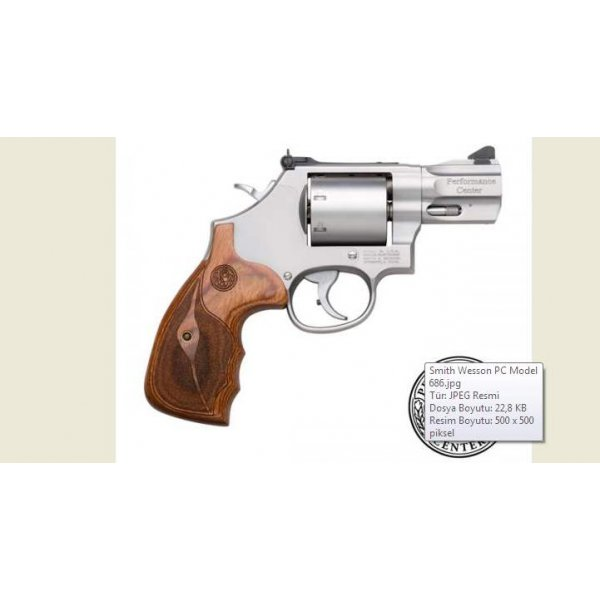 Smith Wesson PC Model 686