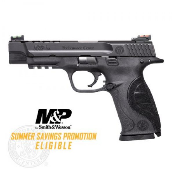 Smith Wesson Performance Center Ported M&P Silah