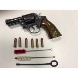 Smith Wesson 38 Lik Satılık